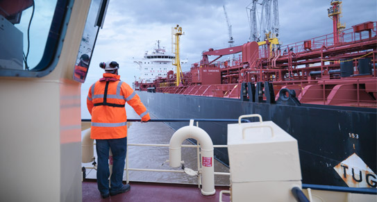 Marine and Offshore Aboard Solutions