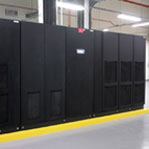 colocation Data Center row