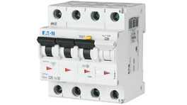 combined rcd mcb 3 n residual current operated circuit breaker rh eaton eu Alternating Current RCD Circuit Breaker