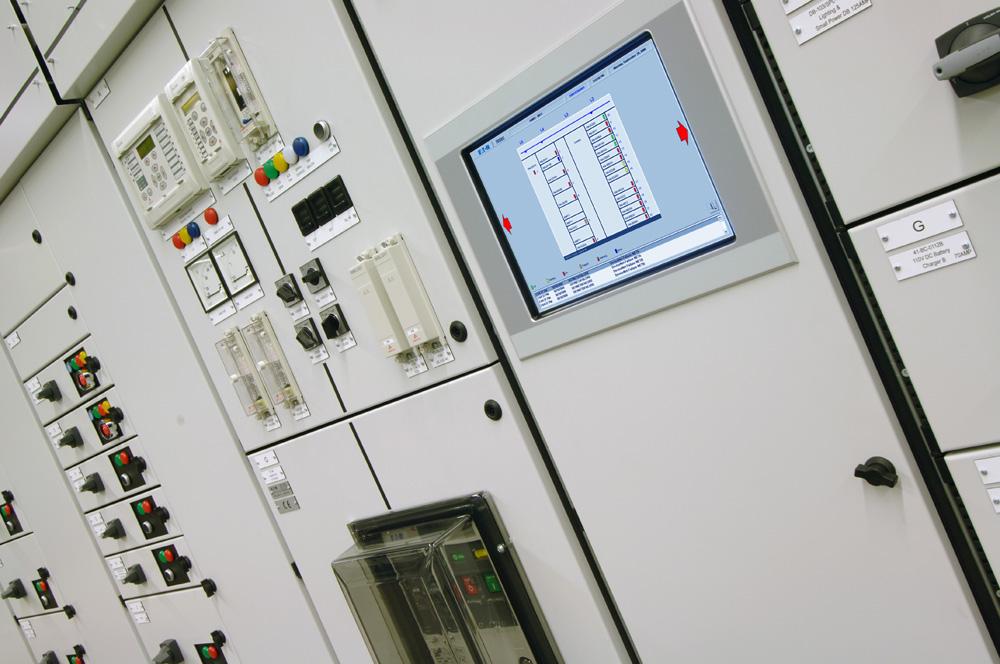 Motor Control Center (MCC) im Niederspannungsbereich