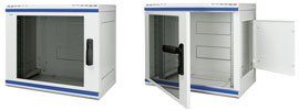 Data Networks wall hanging cabinets
